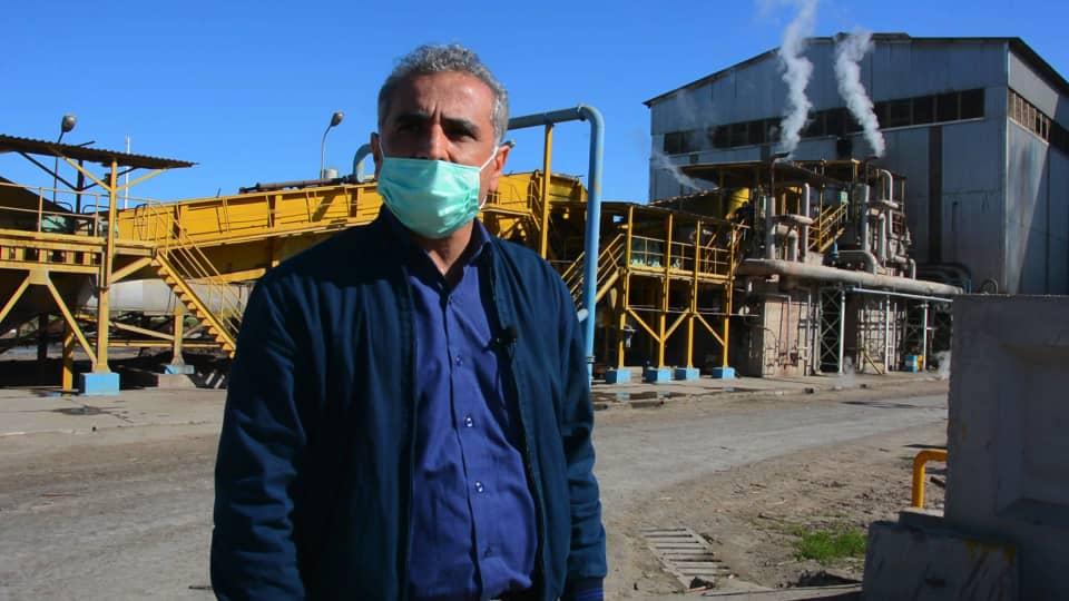 رکوردی فراتر از ظرفیت اسمی کارخانه شکر
