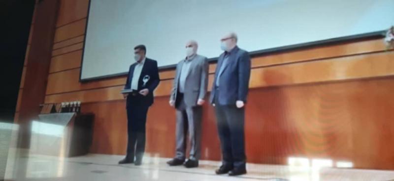 انتخاب شركت كشت و صنعت امام خميني(ره) بعنوان يكي از شركت برگزیده کشوری استان خوزستان
